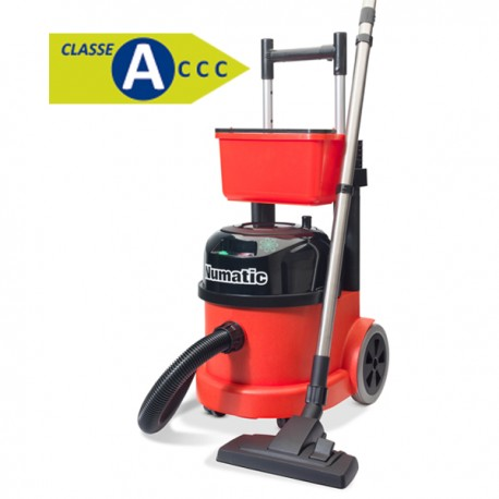 PPT 390 NUMATIC aspirateur poussière ASPI TROLLEY ECO DESIGN - 15 L