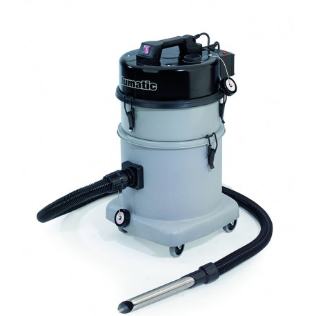NUMATIC MVD570 aspirateur industriel poussieres 2400W filtration HEPA classe M - 23L