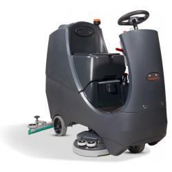 CRO8072 120T NUMATIC autolaveuse autoportée avec batteries 200AH gel + chargeur intégré + 1 brosse 550 mm- 80L autonomie 3 H