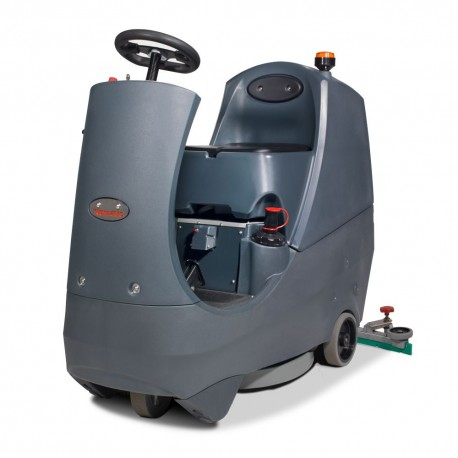 CRO8055 120T NUMATIC autolaveuse autoportée avec batteries 200AH gel + chargeur intégré + 1 brosse 550 mm- 80L autonomie 3 H