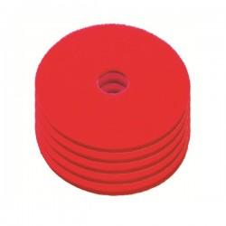 Disque abrasif rouge diamètre 356mm - Carton de 5 - NUMATIC