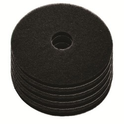 Disque de decapage noir diamètre 356mm - Carton de 5 - NUMATIC