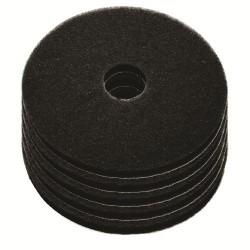 Disque de decapage noir diamètre 457mm - Carton de 5 - NUMATIC