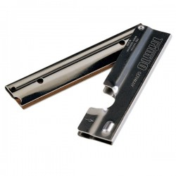 UNGER grattoir 10cm TRIM porte-lame avec lot de 10 lames inclus