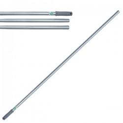 UNGER Manche PRO ALU 1.5° aluminium 1,40m diamètre 25mm conique en 3 elements