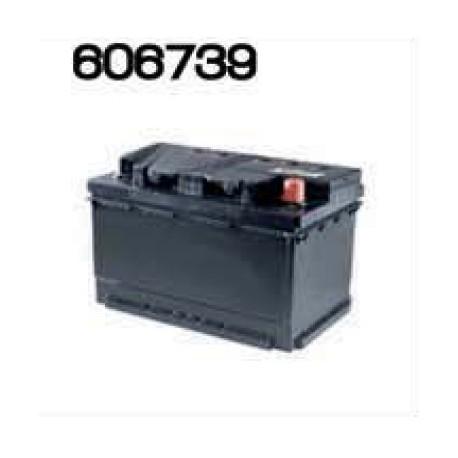 Batterie 12V 80Ahr pour autolaveuses grises antérieures à 2005 - NUMATIC
