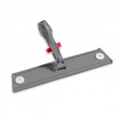 Balai trapèze velcro - Articulation avec système LOCK