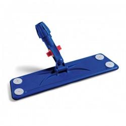 Balai trapèze SPARK semelle caoutchouc à lamelles - Articulation avec système LOCK