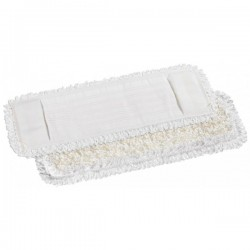 Frange à poches microfibre 40 cm