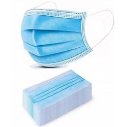 Masque chirurgical 3 plis boite de 50 type II en stock