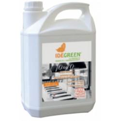 Déterquat OXY'O Désinfectant de surface virucide Ecocert alimentaire sans rinçage compatible nébuliseur