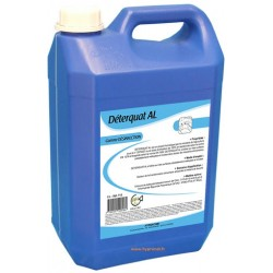 Deterquat AL decontaminant de surface alimenatire  VIRUCIDE EN 14476 actif 30s Bidon de 5L