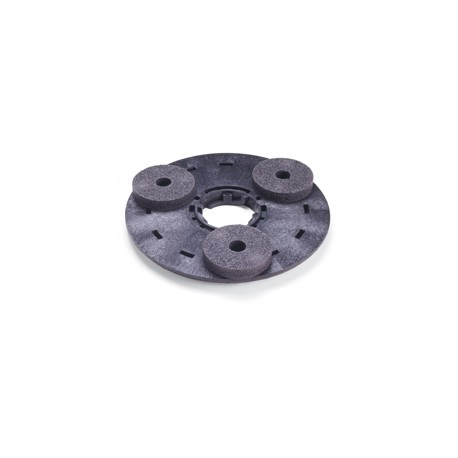 Plateau 3 segments carbotex Ø 406mm - NUMATIC