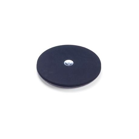 Plateau support disque fixation centrale Ø 406mm - NUMATIC