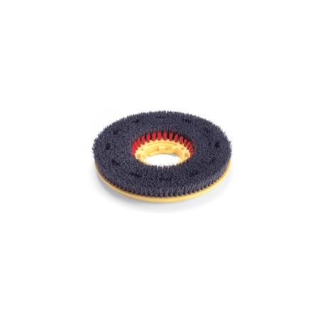 Brosse carbure de silice (rouge) Ø 450mm (longlife) - NUMATIC