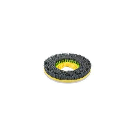 Brosse de lavage verte carbure silice Longlife Ø370mm - NUMATIC