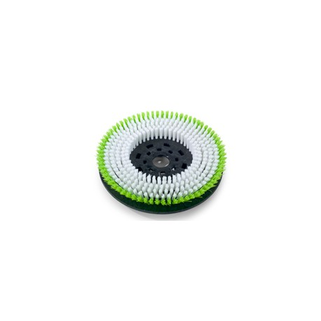 Brosse de lavage verte Ø330mm (en prévoir2) - NUMATIC