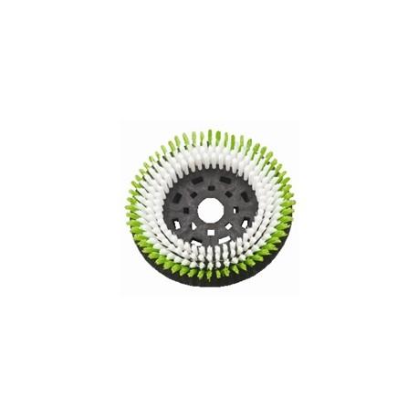 Brosse de lavage verte Ø280mm (prévoir 2) - NUMATIC
