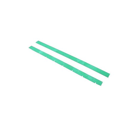 Lamelles Polyuréthane vertes (x2) 805mm SERILOR® - NUMATIC