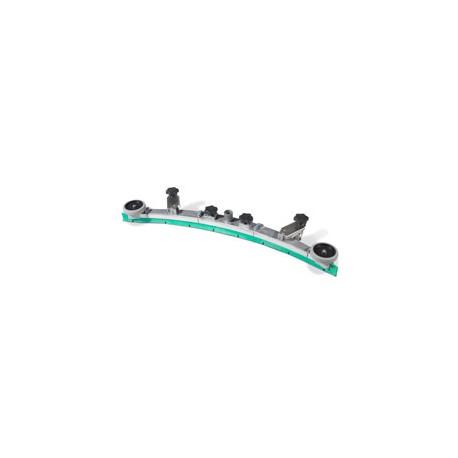Suceur semi-parabolique aluminium 944mm lamelles SERILOR® - NUMATIC
