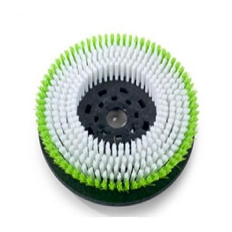 Brosse de lavage verte Ø280mm (en prévoir 2) - NUMATIC