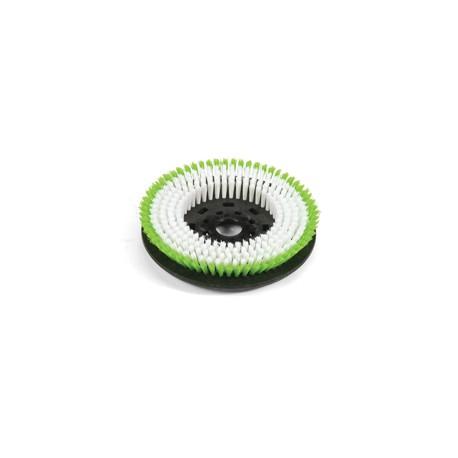 Brosse de lavage verte Ø300mm (en prévoir 3) - NUMATIC